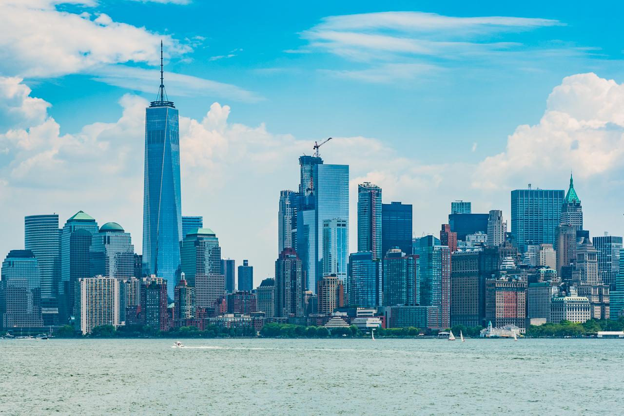 new york city border